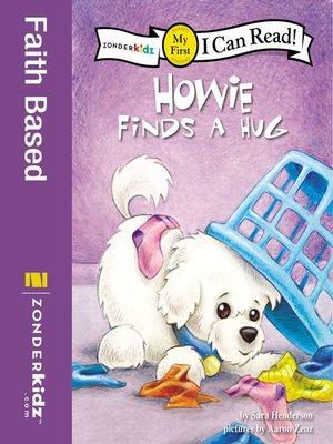 cover image of Howie Finds a Hug