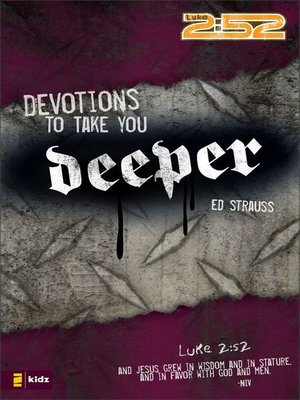 cover image of Devotions to Take You Deeper