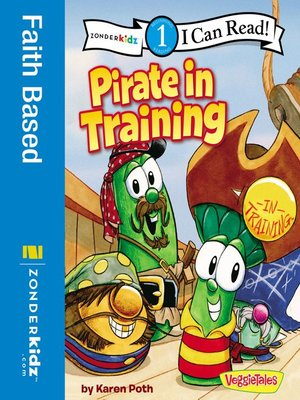 cover image of Pirate in Training