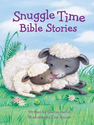 cover image of Snuggle Time Bible Stories