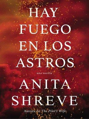 cover image of Hay fuego en los astros