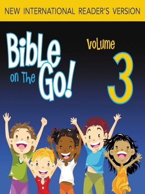 cover image of Bible on the Go, Volume 3