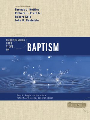 cover image of Understanding Four Views on Baptism
