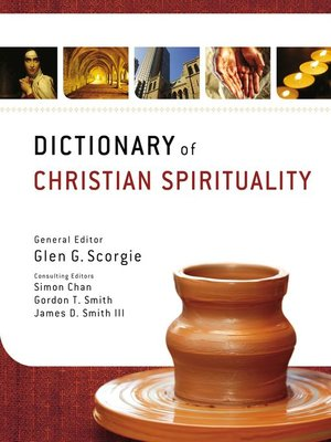 cover image of Dictionary of Christian Spirituality