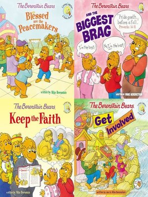 cover image of The Berenstain Bears Living Lights Collection