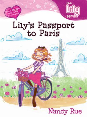 cover image of Lily's Passport to Paris