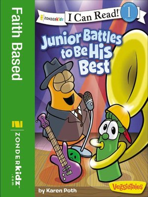 cover image of Junior Battles to Be His Best