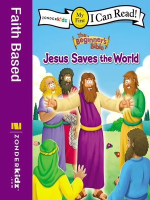 cover image of The Beginner's Bible Jesus Saves the World