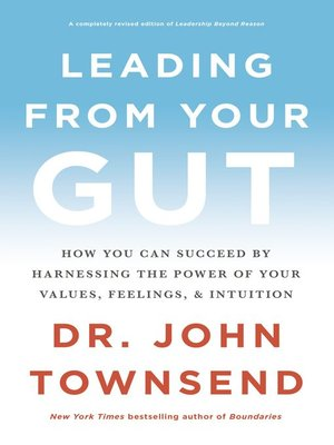 cover image of Leading from Your Gut