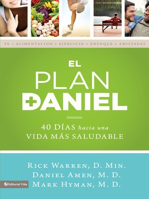 cover image of El plan Daniel
