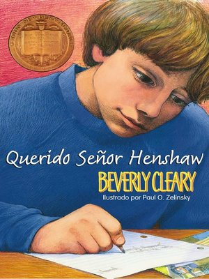 cover image of Querido Senor Henshaw