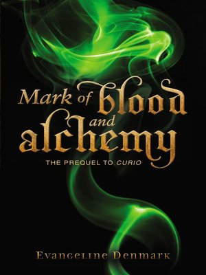 cover image of Mark of Blood and Alchemy