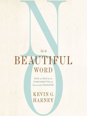 cover image of No Is a Beautiful Word