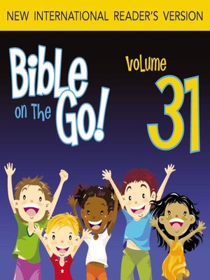 cover image of Bible on the Go, Volume 31