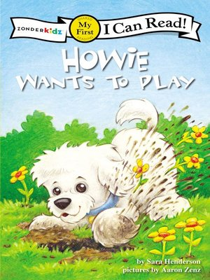 cover image of Howie Wants to Play / Fido quiere jugar