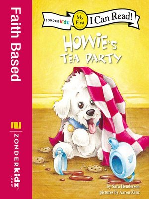 cover image of Howie's Tea Party