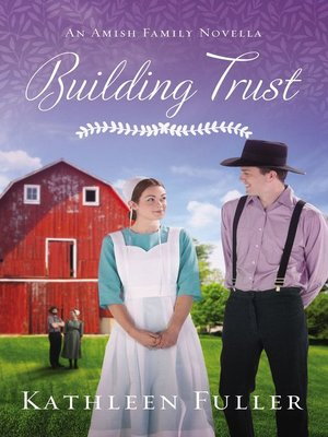 cover image of Building Trust