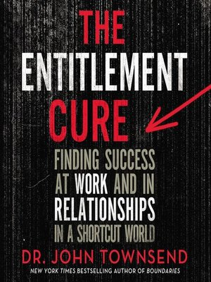 cover image of The Entitlement Cure