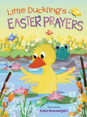 cover image of Little Duckling's Easter Prayers