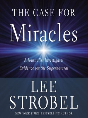 cover image of The Case for Miracles