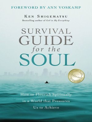 cover image of Survival Guide for the Soul
