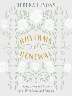 cover image of Rhythms of Renewal