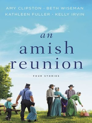 cover image of An Amish Reunion