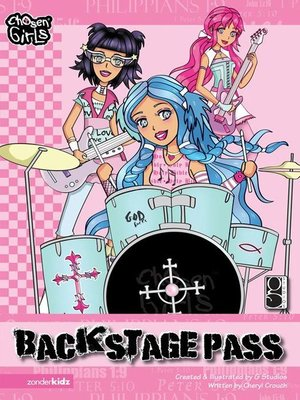 cover image of Backstage Pass