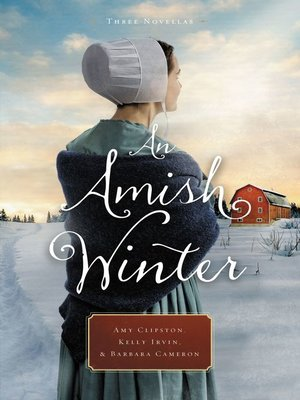 cover image of An Amish Winter