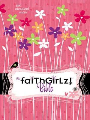 cover image of NIV Faithgirlz! Bible