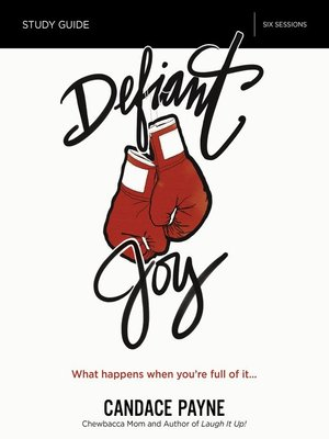 cover image of Defiant Joy Study Guide