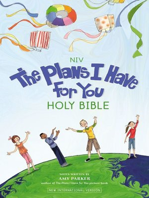 cover image of NIV, the Plans I Have for You Holy Bible