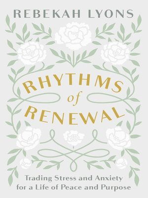 cover image of Rhythms of Renewal