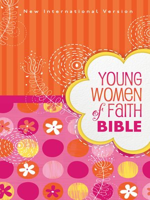cover image of Young Women of Faith Bible, NIV