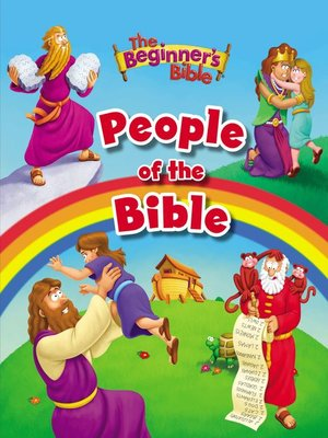 cover image of The Beginner's Bible People of the Bible