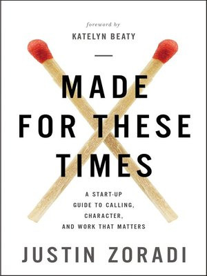 cover image of Made for These Times