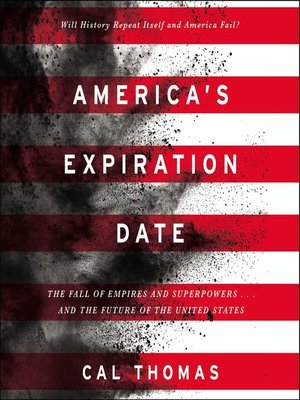 cover image of America's Expiration Date