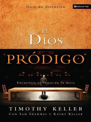 cover image of El Dios pródigo, Guía de discusión