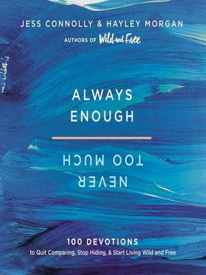 cover image of Always Enough, Never Too Much