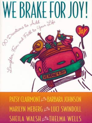 cover image of We Brake for Joy!