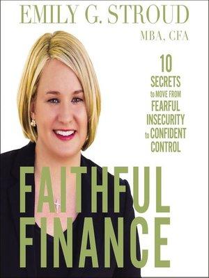 cover image of Faithful Finance