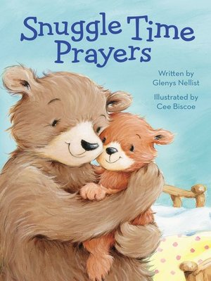 cover image of Snuggle Time Prayers