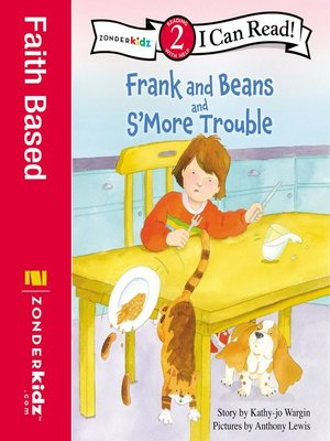 cover image of Frank and Beans and S'More Trouble