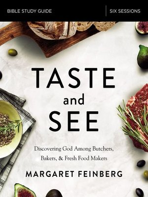 cover image of Taste and See Study Guide
