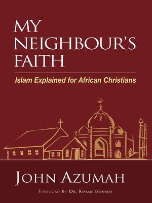 cover image of My Neighbour's Faith
