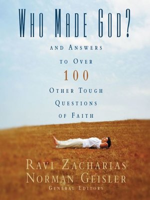 cover image of Who Made God?