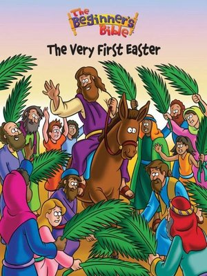cover image of The Very First Easter