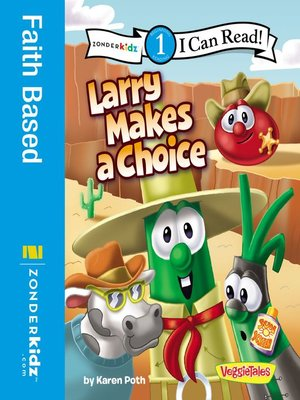 cover image of Larry Makes a Choice