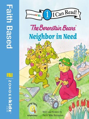 cover image of The Berenstain Bears' Neighbor in Need
