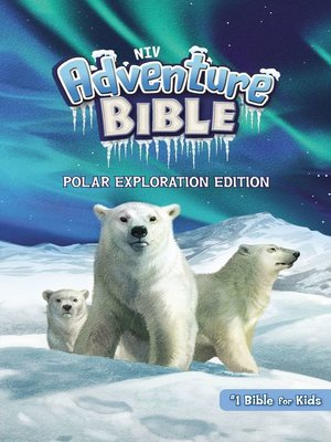 cover image of NIV, Adventure Bible, Polar Exploration , Full Color, eBook